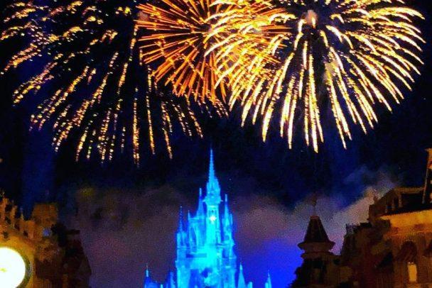 Disney World Castle.